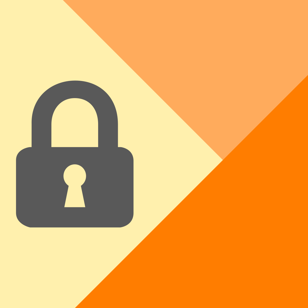 icon showing security services